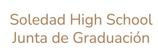 Soledad High School